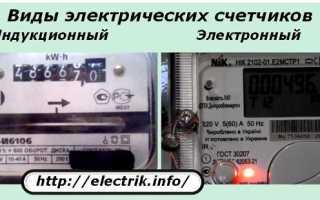Как понять показания электросчетчика