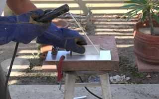 Как варить алюминий обычной сваркой