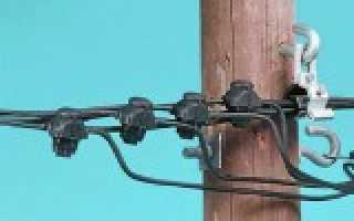 Пропускная способность провода сип
