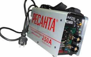 Ресанта саи 250 потребляемая мощность