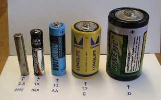 Как называется зарядка для батареек